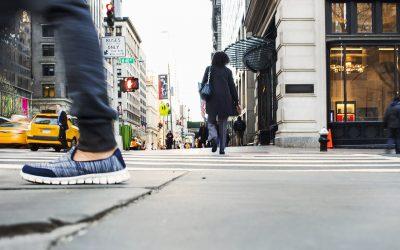 Wat voor voetganger ben jij?