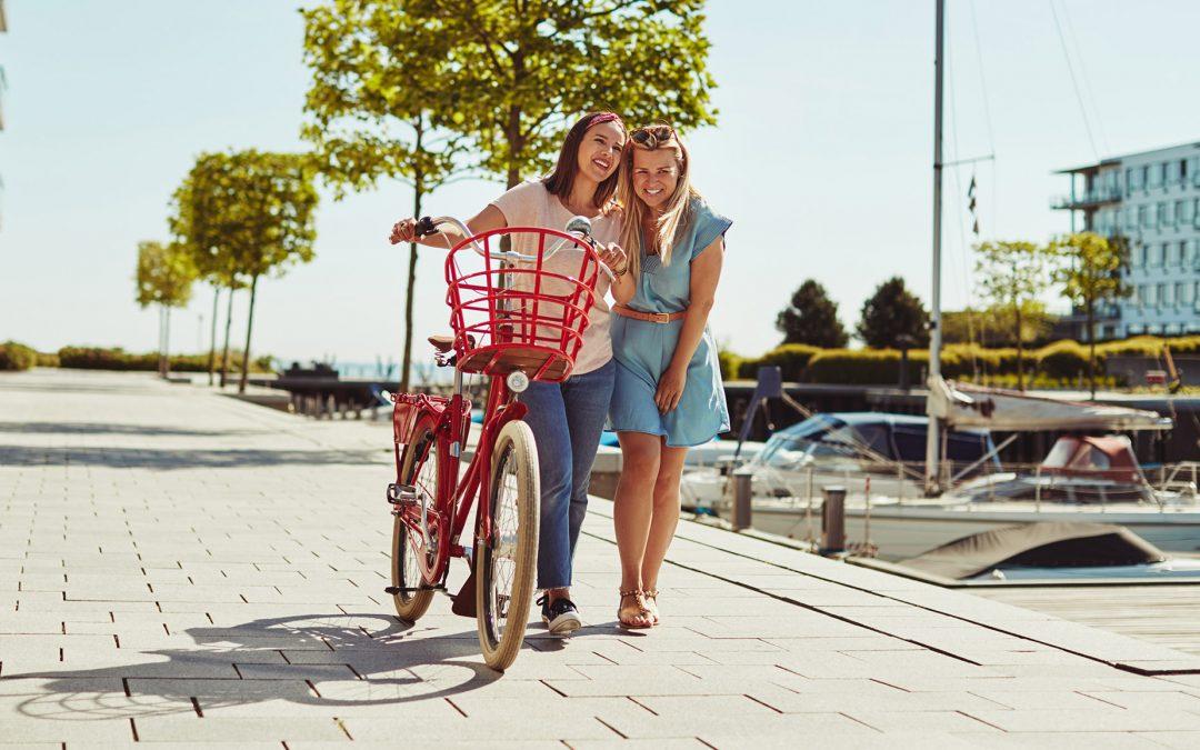 Lopen of fietsen: wat is gezonder
