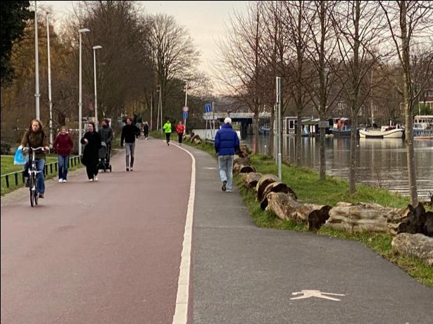 Persbericht: Utrecht kan ook Voetgangersstad worden
